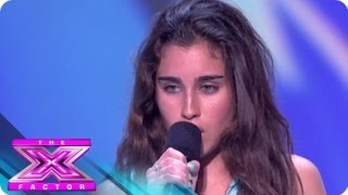meet lauren jauregui the x factor usa 2012