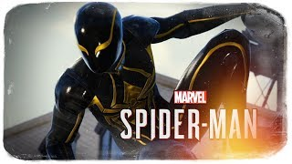 ОТКРЫЛ ПАУЧЬЮ БРОНЮ MK.II ● SPIDER-MAN #7