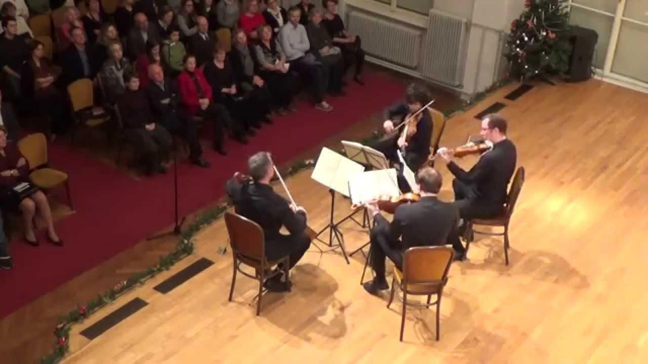 "Download Haydn - String Quartet, Op. 76 No. 3 ""EMPEROR"" - ZAGREB QUARTET"