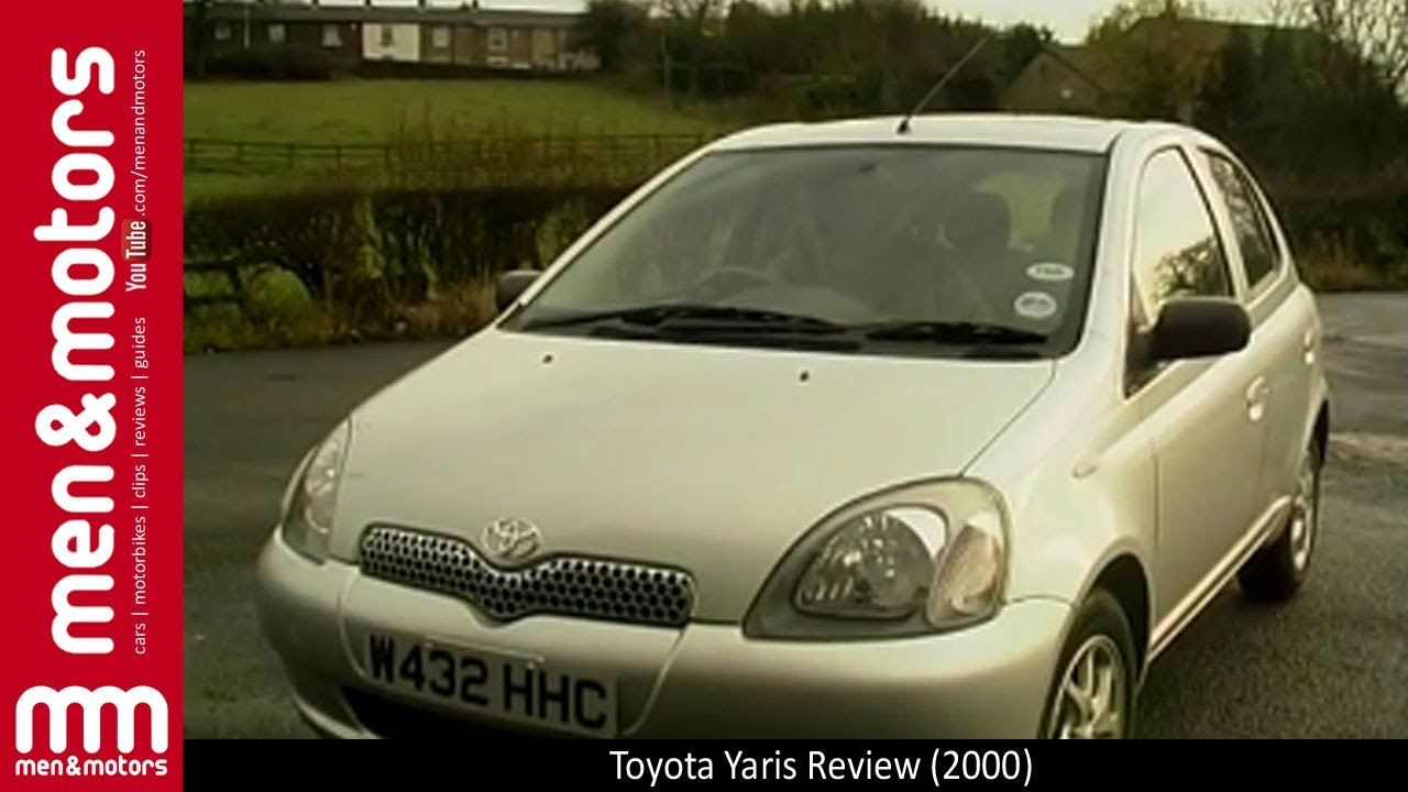 toyota yaris review 2000 youtube. Black Bedroom Furniture Sets. Home Design Ideas