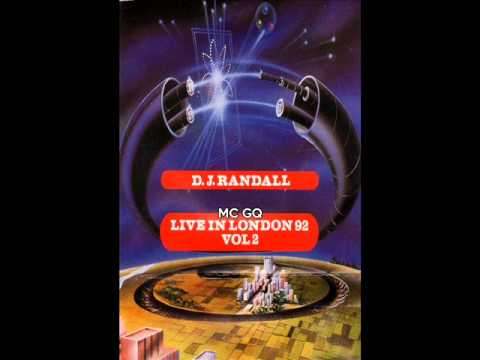 Dj Randall & Mc GQ Live in London 92 @ AWOL