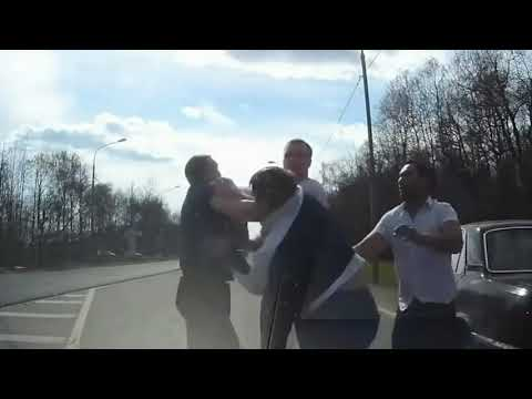 Crazy Road Rage Fight Compilation & Street Beat Downs