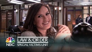 Law & Order: SVU - Mariska Hargitay's Fan Q&A (Digital Exclusive)
