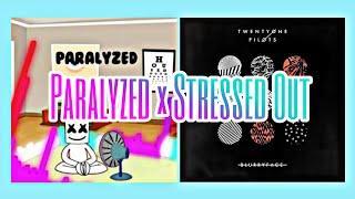 Marshmello - PARALYZED × twenty one pilots: stressed out