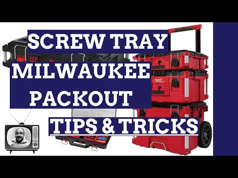 Milwaukee pack out & stanley Fatmax Electricians professional organisers ideas from YouTube · Duration:  15 minutes 38 seconds
