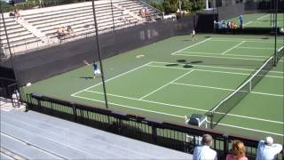 Seongchan Hong vs Tommy Paul - 50th Junior Orange Bowl International Tennis Championship