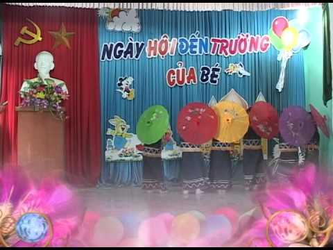 Lễ khai giảng trường Mầm non Quỳnh Trang năm học 2014 2015