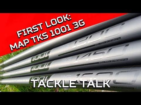 MAP TKS 1001 first impressions - Tackle Talk