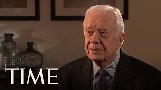 Jimmy Carter To Become The Longest Living American President | TIME
