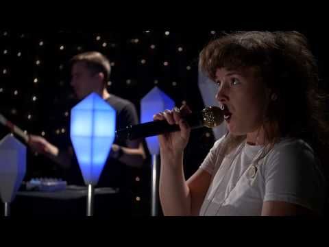 Purity Ring - Begin Again (Live on KEXP)