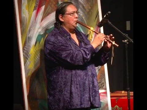 Native American Flute– A Hand-made History | Aaron White | TEDxTucsonSalon