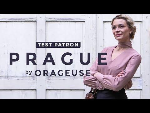 PRAGUE de ORAGEUSE - TEST PATRON + CONCOURS