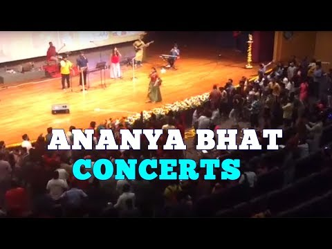 Ananya Bhat Concerts | ABC | FOLK SONG | INFOSYS |