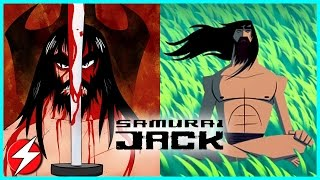 Samurai Jack Season 5: How Will The Show End? Theories ft. Rhymestyle & Qaaman