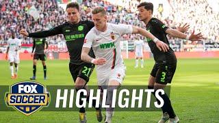 Watch highlights between fc augsburg and hannover 96.#foxsoccer #bundesliga #fcaugsburg #hannover96subscribe to get the latest fox soccer content: http://fox...