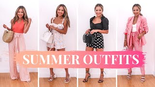 Summer Outfits You Need | Haul & Try-On + How To Style