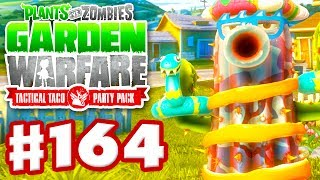Plants vs. Zombies: Garden Warfare - Gameplay Walkthrough Part 164 - Splashy Cactus (Xbox One)