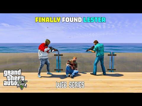 FINALLY FOUND LESTER   GTA 5 Web Series Malayalam
