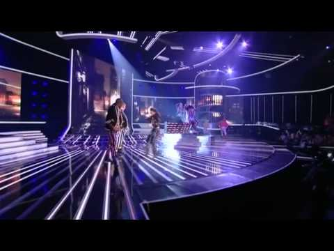 Cher Lloyd sings Hard Knock Life - The X Factor Live show 2 (Full Version)