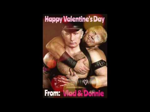 Happy Valentineu0027s Day From Presidents Vlad U0026 Donnie