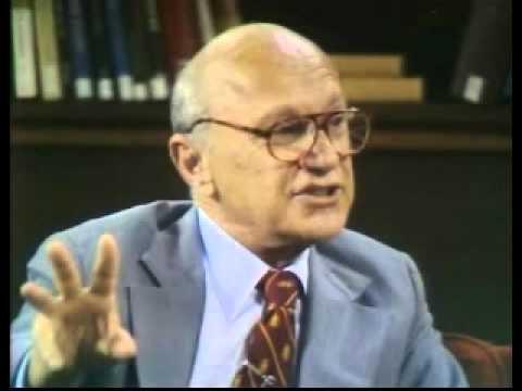 Milton Friedman & Thomas Sowell on the Inefficiency of Welfare