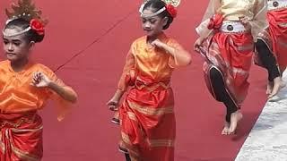 Tari Bedana Lampung, SDN 1 Way Mengaku