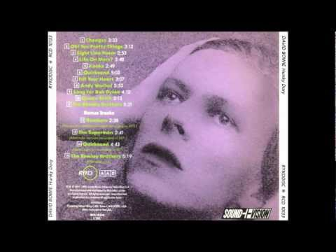 David Bowie - The Supermen (Hunky Dory 1990)