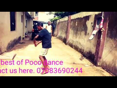 Poco lee latest dancing style
