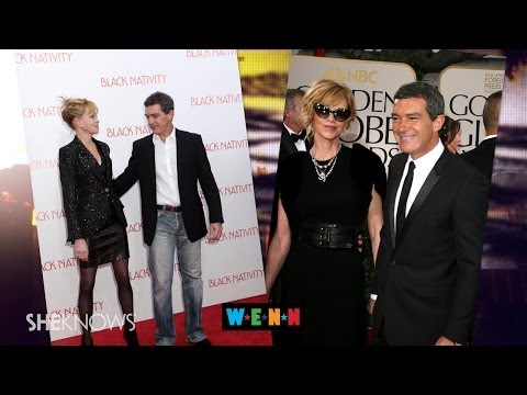 Melanie Griffith and Antonio Banderas to Divorce; Cites Irreconcilable Differences - The Buzz