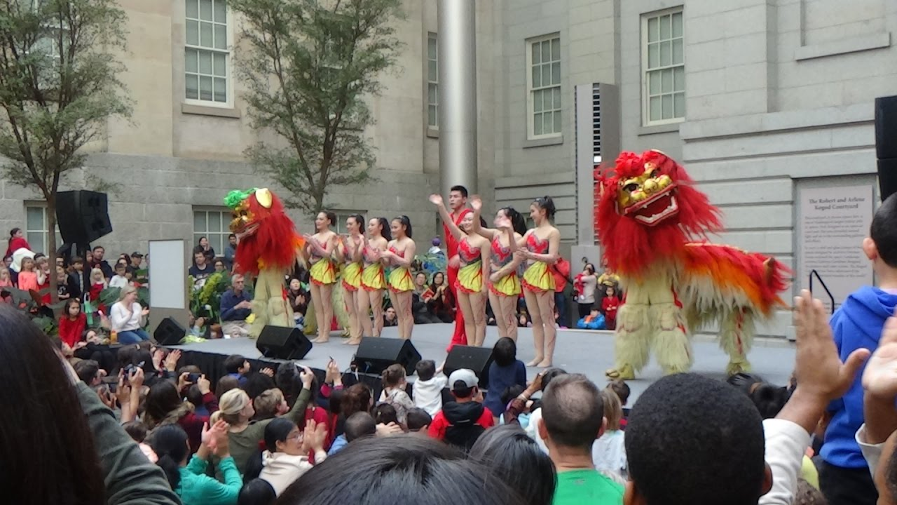 2017 chinese new year festival beijing acrobatics troupe american art museum washington dc - Chinese New Year Dc