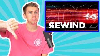 Honest Opinion of Youtube Rewind...