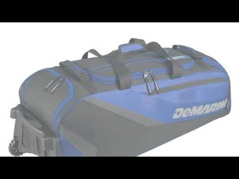 Demarini Catchers Bag Baseball Bargains
