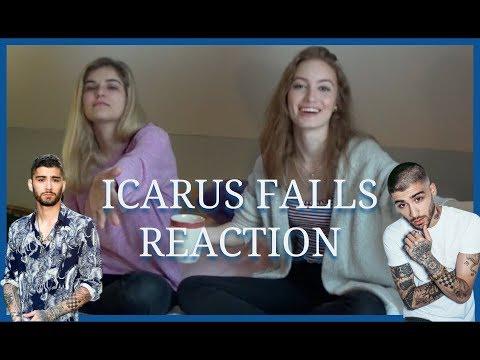 ICARUS FALLS REACTION PT.1💙