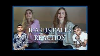ICARUS FALLS REACTION PT.1