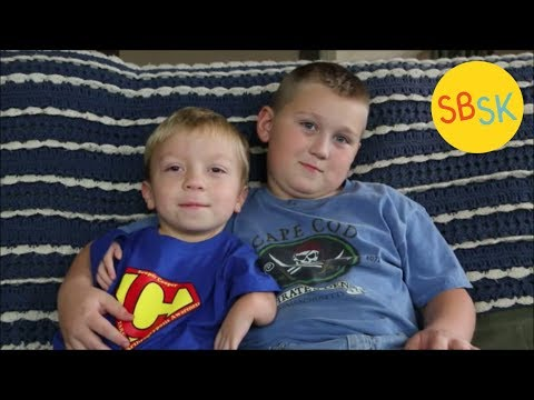 Super Cooper (Living with Arthrogryposis and TARS)