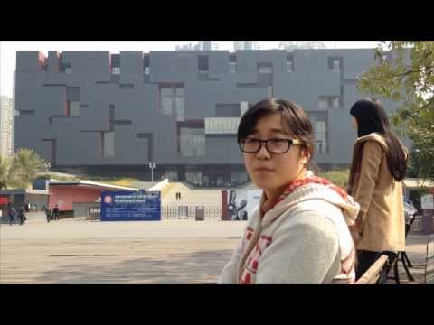 Guangzhou - Guangdong Museum - April's Guided Tour Part 1