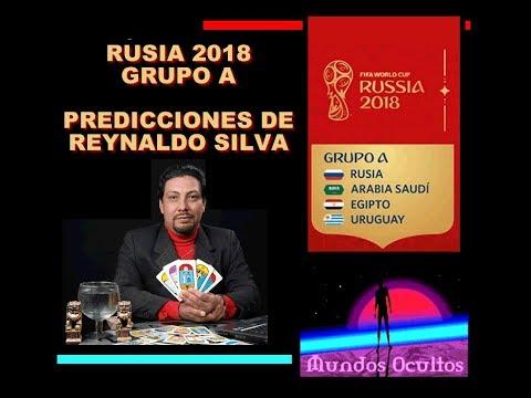 Predicciones de Reynaldo Silva: Mundial Rusia 2018, GRUPO A