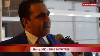 SİNA MOUNTÜR - BARIŞ LEK EKİM 2017 IJS FUAR YORUMU