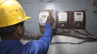 উত্তরায়  অবৈধ বিদ্যুৎ | Illegal electricity   PKG