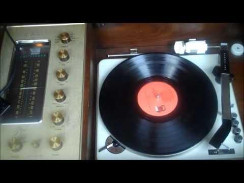 1965 Fisher Custom Electra VIII / Model E-490 / Stereo Console