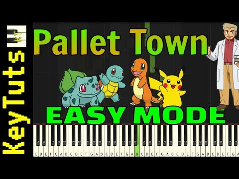 Download Learn to Play Pallet Town from Pokemon Red and Blue - Easy Mode