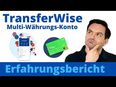 Schweizer Franken In Euro Wechseln Mit Transferwise 💰😎 | Auswanderluchs