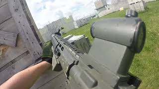 Horsemen Airsoft - Open Play CTF - Pekin Paintball -  ShortFuse