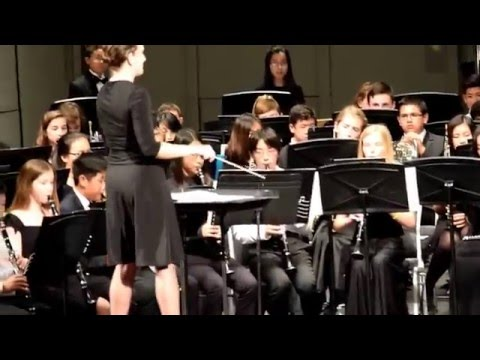 Cafe' 512 - California 2016 All-State Junior High Concert Band