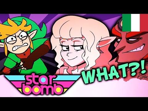 Zelda Rap - Starbomb ITA - Orion