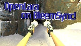 OpenLara on Playstation Classic Through BleemSync