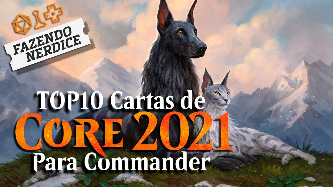 Top 10 Cartas de M21 para Commander!