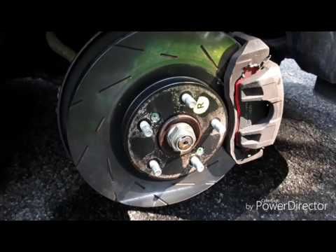 Acura TSX Drive Axle Replacement