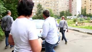 Дзержинский - рейдерский захват управляющей компанией СЭР (Уютный дом) жилых домов