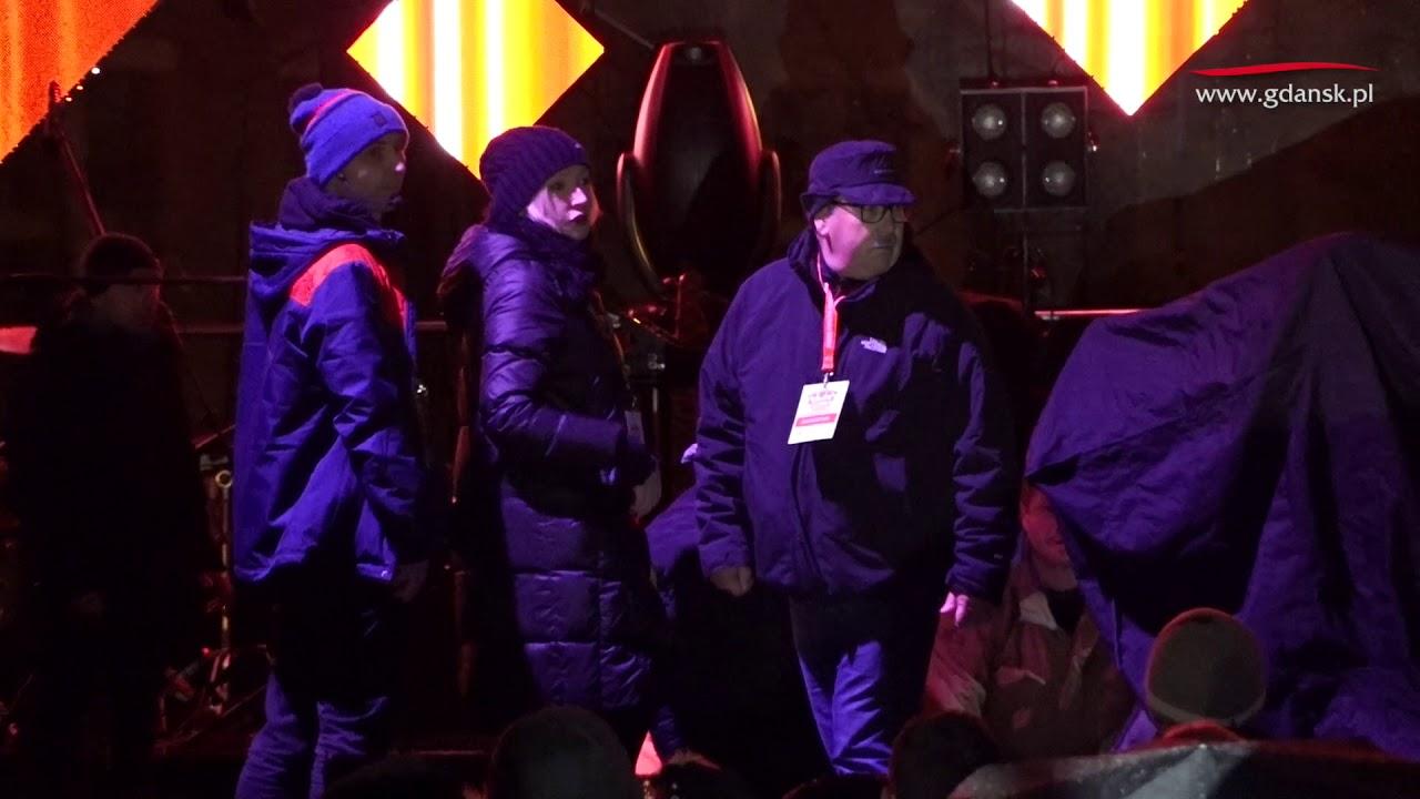 2019.01.13. Zamach na prezydenta Pawła Adamowicz. Akcja ratunkowa
